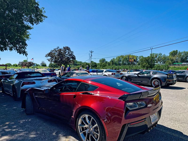 Club News | Columbia River Corvettes
