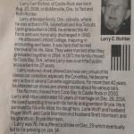 Larry Richter obituary