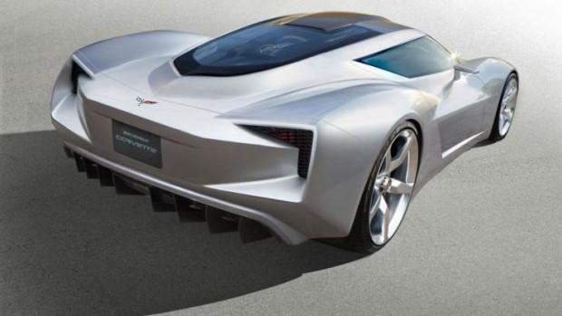 Image result for corvette c8
