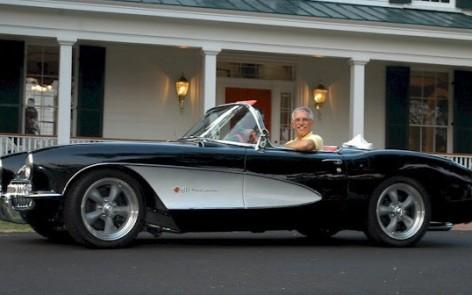 '57 Corvette Kit Car