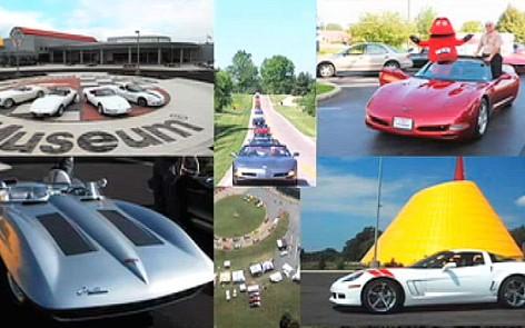 Kentucky Farm Bureau's Bluegrass & Backroads: Bowling Green Corvette Assembly Plant