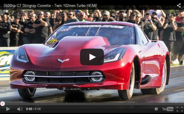Alepa Racing's Insane C7 Corvette