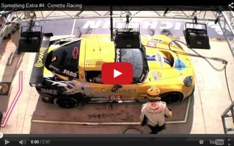 National Corvette Museum's New Corvette Racing Exhibit