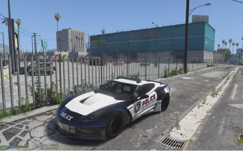 C7R Pursuit