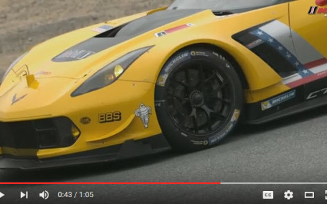 Sports Car Strategy: Corvette Racing